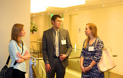 Washington Admitted Students Reception February 2015