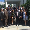 """Lee Harris (@LeeHarris4MTOWN) tweeted at 2:42 PM on Fri, Jun 12, 2015:<br /> Great meeting in DC today @jointcenter <a href=""""http://t.co/3P1UwXA7wr"""">http://t.co/3P1UwXA7wr</a>"""