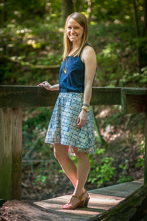 2014.6.27 - Ault Park Portrait Session
