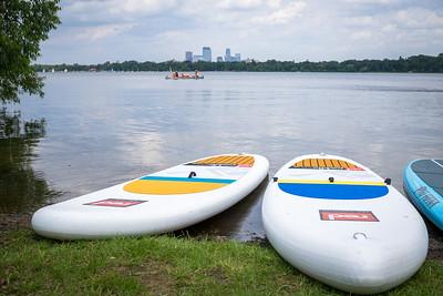 2014.7.18 - Ceridian Paddle Boarding