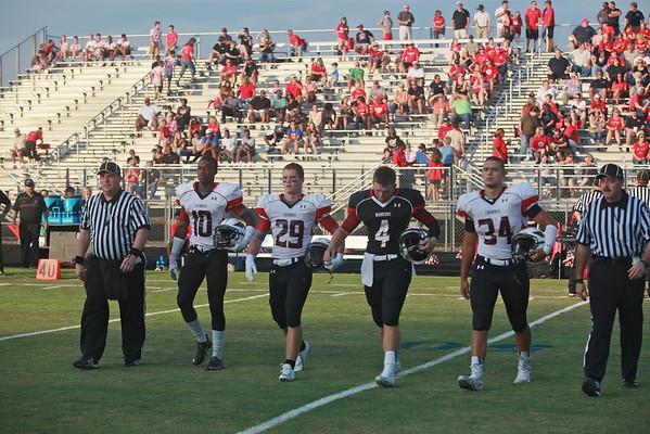 2014.8.20 Cherokee Football vs Creekview