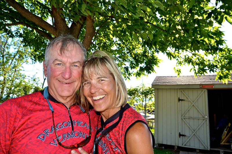John and Linda Dyer