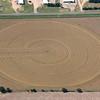 Center Pivot hayfield