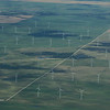 A Kansas windfarm