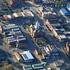 County seat, and town square, Savannah, MO.