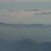 Smokey Mountains, East of Chattanooga.