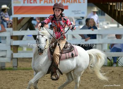 Friday - Barrel Race Pony