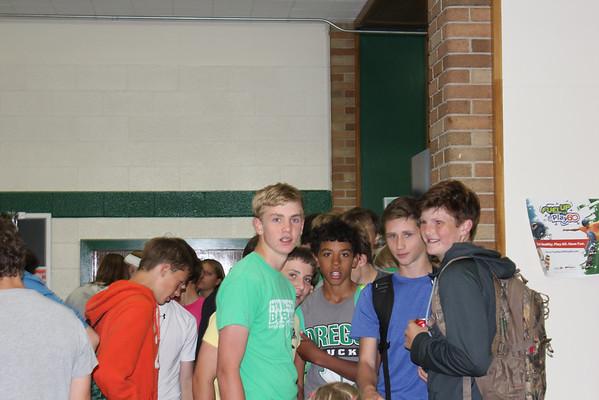 8th Grade Banquet