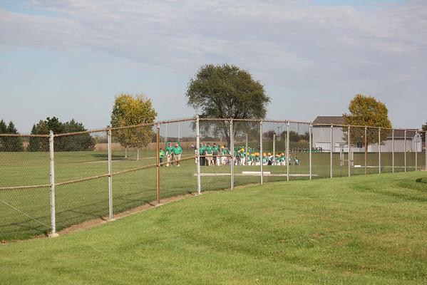 8th Grade Green/White game