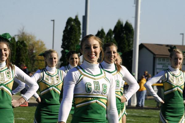 Cheerleaders & Maplettes Playoff Performances