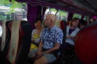 The Daily Commute: Somerset Palace -> Korea University -> Somerset Palace