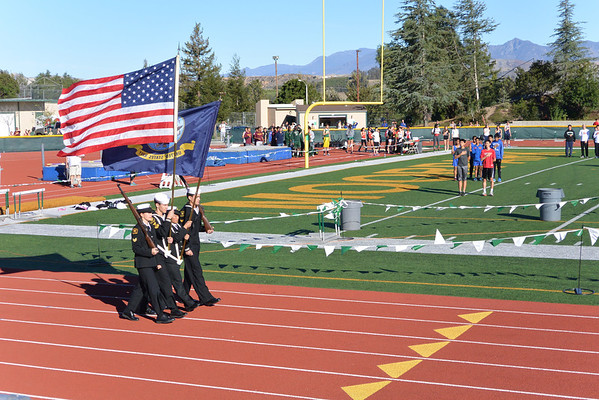 2014 Mira Costa Track and Field