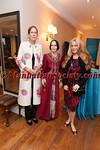 Justine Cushing, Mary McFadden, Jen Bawden