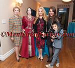 Lila Prounis, Mary McFadden, Jen Bawden, Muna Rihani Al-Nasser, Abdulaziz