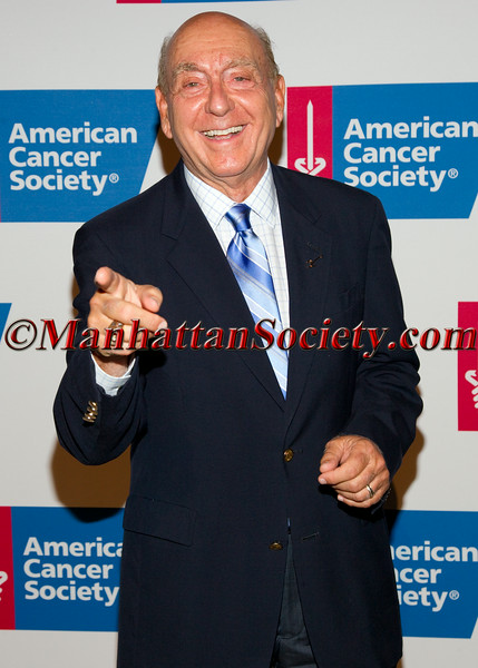 Honoree Dick Vitale attends American Cancer Society's 9th Annual Financial Services Cares Gala on Tuesday, June 24, 2014 at Cipriani 42nd Street in New York City   PHOTO CREDIT: Copyright © 2014 Manhattan Society.com by Steve Mack