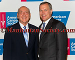 Dick Vitale, John Thiel attend American Cancer Society's 9th Annual Financial Services Cares Gala on Tuesday, June 24, 2014 at Cipriani 42nd Street in New York City   PHOTO CREDIT: Copyright © 2014 Manhattan Society.com by Steve Mack