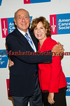 Honoree Dick Vitale, Wife Lorraine Vitale attend American Cancer Society's 9th Annual Financial Services Cares Gala on Tuesday, June 24, 2014 at Cipriani 42nd Street in New York City   PHOTO CREDIT: Copyright © 2014 Manhattan Society.com by Steve Mack