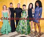 Maria Eugenia Maury, Gabriela Isler,  Alejandro Ingelmo, CuCu Diamantes, Jeisa Chiminazzo, Grace Mahary