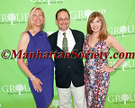 "Katherine Birch, Bob De Luca, Nicole Miller  attend Group For The East End 2014 Summer Benefit: ""Here Comes the Sun"" at Wolffer Estate Vineyard in Sagaponack, LI"