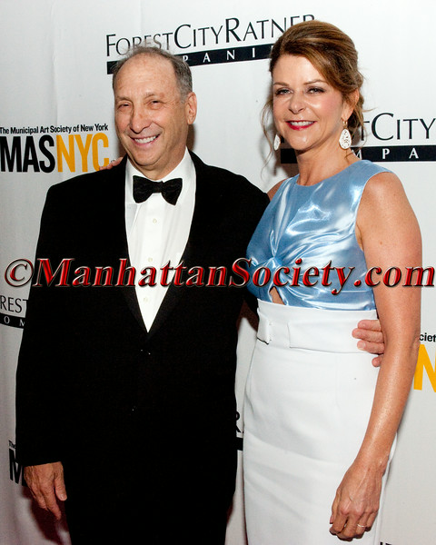 THE MUNICIPAL ART SOCIETY OF NEW YORK (MAS) 2014 Jacqueline Kennedy Onassis Medal Award Gala
