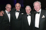 Tom Tisch, Ken Langone, Jan Vilcek, MD, PhD, Martin Lipton - Jay Brady Photography