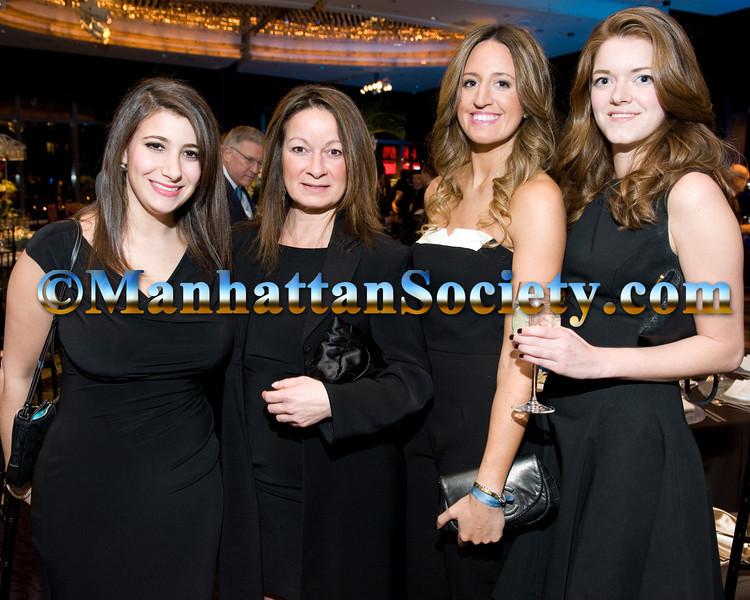 Melissa Rosengarten,Stacey Piano, Lyndsey Natale, Charlotte Rand