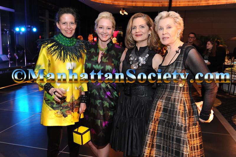 Marilyn Kirschner,  Danielle Rollins, Laura Bohn, Loni Ludlow