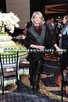 Martha Stewart NYBG Orchid Dinner 2014 Mandarin Oriental Hotel NYC
