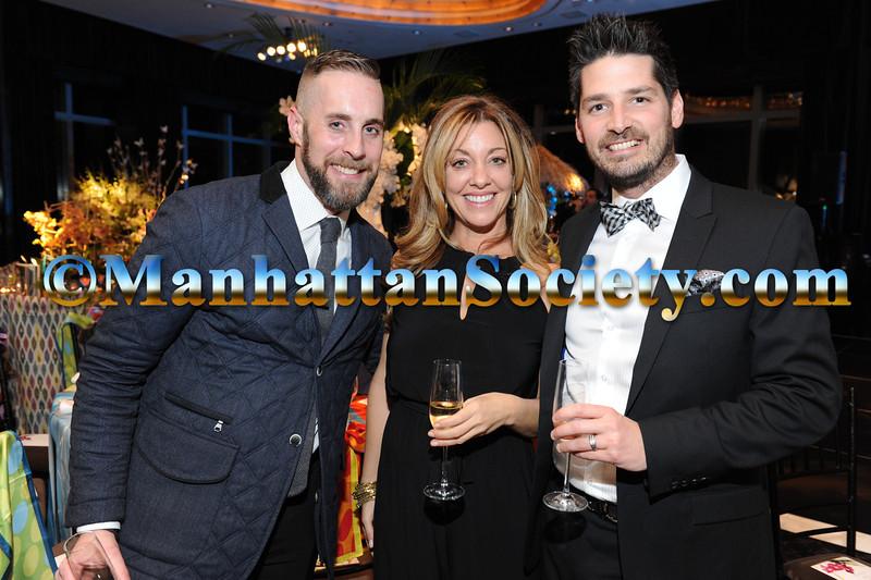 Ryan Zoller,  Kim Dimascio, David Handy