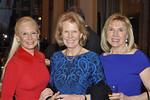 Karen T  LeFrak (Board Member), Christie Ulrich, Bonnie Ford_credit Linsley Lindekins