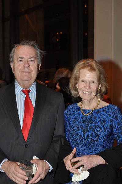 Ronald J  (Board Member) and Christie Ulrich_credit Linsley Lindekins