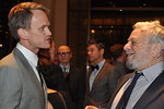 Neil Patrick Harris (Honorary Gala Chairman), Stephen Sondheim (Honorary Gala Chairman)_credit Linsley Lindekins