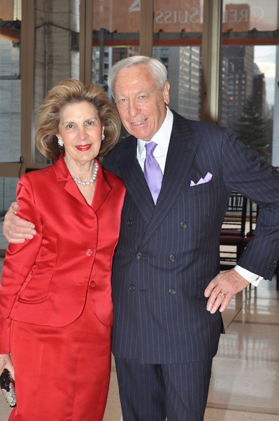 Sandra (Board Member) and Stanford S  Warshawsky_credit Linsley Lindekins