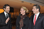 Chairman Gary W  Parr, Sandra Lee, Governor Andrew Cuomo_credit Linsley Lindekins
