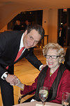 Governor Andrew Cuomo and Peg Knight_credit Linsley Lindekins