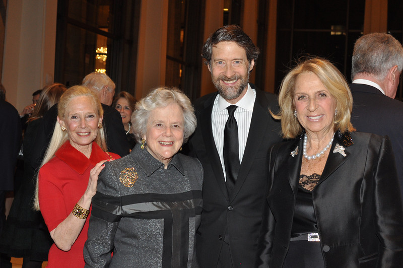 Karen T  LeFrak (Board Member), Phyllis Mills (Board Member), Chairman Gary W  Parr, Daisy Soros (Board Member)_Linsley Lindekins