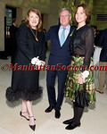 Glenda Bailey, Gregory Long, Sigourney Weaver