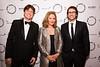 Violinist Joshua Bell, soprano Renée Fleming, and vocalist Josh Groban_Chris Lee
