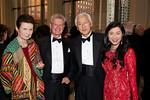 Heidi Lange, Board Member Christian Lange, Board Member Oscar L  Tang, and Agnes Hsu-Tang_Julie Skarratt