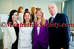 Emily Hwang (Asian couture federation) Karine Ohana (Ohana & Co) Virginie Morgon (Eurazeo) Chaim Katzman (Gazit group)