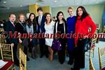 Daniel Mani, Susan Rockefeller, Tsipi Mani, Lawrence Benenson, Karine Ohana, Emily Hwang, Melanie Griffith, Liz Edlich