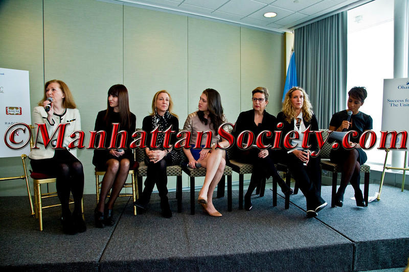 Mary Gordon, Renee Harber, Susan Rockefeller, Abby Katzman, Corinne Evens, Lisa Lovatt Smith, and Sade Badewrina on Empathy and Philantropy