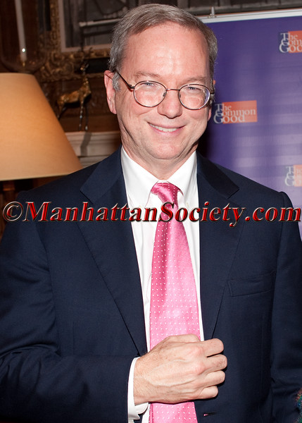 THE COMMON GOOD Hosts ERIC SCHMIDT, Executive Chairman of GOOGLE