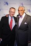 Fortune Society Founder David Rothenberg and Congressman Charles B. Rangel