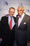 Fortune Society Founder David Rothenberg and Congressman Charles B. Rangel