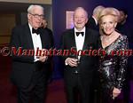 Calvin Burnes, James O'Shaughnessy ,  Dr  Annette Rickel