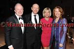 Jim O'Shaughnessy, Ron Howard, Missy O'Shaughnessy, Cheryl Howard