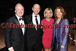 Jim O'Shaughnessy, Ron Howard, Missy O'Shaughnessy, Cheryl Howard