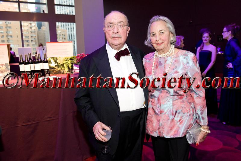 Peter Frelinghuysen, Joyce Cowin