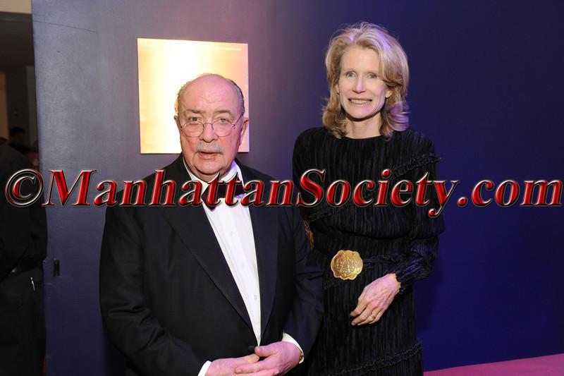 Peter Frelinghuysen,  Alexandra Howard